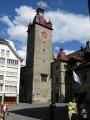 tower luzern swiss suisse european travel lucerne switzerland schweiz europe