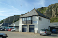 hm coastguard station hastings rnli lifeboat rescue uk emergency services sussex home counties england english angleterre inghilterra inglaterra united kingdom british