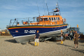 launching hastings lifeboat sequence begin lift trailer rnli coastguard rescue uk emergency services sussex home counties england english angleterre inghilterra inglaterra united kingdom british