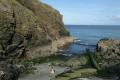 church cove harbour harbor uk coastline coastal environmental lizard cornwall cornish england english angleterre inghilterra inglaterra united kingdom british