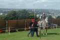 squires bring knight lance historical britain history science joust falmouth cornwall cornish england english angleterre inghilterra inglaterra united kingdom british