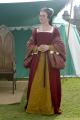 woman tudor clothes historical britain history science falmouth cornwall cornish england english angleterre inghilterra inglaterra united kingdom british