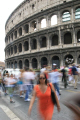 crossing road colosseum rome lazio italian european travel people roma roman italy italien italia italie europe united kingdom british