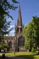 view rotherham parish saints church south yorkshire uk churches worship religion christian british architecture architectural buildings religious building town centre england english angleterre inghilterra inglaterra great britain united kingdom grande-bretagne grande bretagne grandebretagne großbritannien gran bretagna bretaña