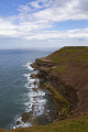 view headland called brigg filey north yorkshire uk coastline coastal environmental sea rocks erosion seaside england english angleterre inghilterra inglaterra great britain united kingdom british grande-bretagne grande bretagne grandebretagne großbritannien gran bretagna bretaña