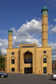new islamic centre mosque sheffield south yorkshire uk mosques churches worship religion christian british architecture architectural buildings ethnic minority local church england english angleterre inghilterra inglaterra great britain united kingdom grande-bretagne grande bretagne grandebretagne großbritannien gran bretagna bretaña
