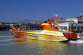 rocket boat operating pier 39 san francisco. francisco california american yankee travel bay area fisherman warf waterfront marina californian usa united states america