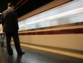 waiting. metro rome transport transportation uk subway roma roman italy italien italia italie europe european united kingdom british
