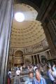 pantheon dome rome. rome lazio italian european travel roof roma roman italy italien italia italie europe united kingdom british