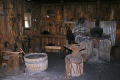 inside blacksmiths calico ghost town california. california american yankee travel smithy western wild west mining minerals californian usa united states america