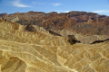 death valley zabriskie point. california american yankee travel state park desert lowest hottest californian usa united states america