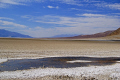 badwater death valley. 282 feet 85.5 85 5 855 metres sea level lowest point north america. california american yankee travel state park desert mineral salts hottest amargosa river californian usa united states america