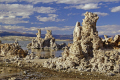 tufa formations south mono lake california. rock geology geological science misc. california calcium carbonate lee vining sierra nevadas saline alkali flies californian usa united states america american