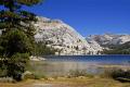 tioga lake yosemite national park. wilderness natural history nature misc. california sierra nevadas mountains alpine pristine turquoise np californian usa united states america american