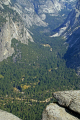 yosemite national park valley glacier point. wilderness natural history nature misc. california sierra nevadas river mountains alpine np californian usa united states america american