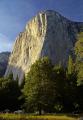 yosemite national park el capitan lit setting sun wilderness natural history nature california sierra nevadas mountains alpine np geology earth sciences californian united states american