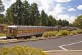 grand canyon railway arizona american yankee travel williams station train colorado usa river geology strata national park np united states america