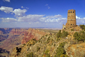 desert view watchtower grand canyon south rim arizona american yankee travel colorado usa river geology strata national park np united states america