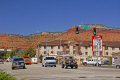 town kaneb utah. utah american yankee travel jurassic triassic geology sandstone usa united states america