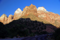 zion national park panorama. wilderness natural history nature misc. navajo sandstone geology cliffs exposure np scenic byway highway jurassic utah usa united states america american