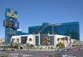 las vegas mgm grand hotel corners walkway american yankee travel gambling casinos mormon nevada boulevard tropicana avenue camelot king arthur arthurian nv usa united states america