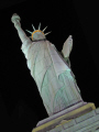 statue liberty outside new york hotel complex las vegas american yankee travel gambling casinos mormon nevada boulevard tropicana avenue camelot king arthur arthurian nv usa united states america