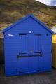 beach hut seafront sheringham norfolk huts unusual british buildings strange wierd uk seaside wooden blue colourful traditional holiday england english angleterre inghilterra inglaterra great britain united kingdom grande-bretagne grande bretagne grandebretagne großbritannien gran bretagna bretaña