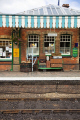 sheringham station norfolk uk railway stations railways railroads transport transportation north preserved line heritage united kingdom british