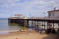 view cromer pier promenade norfolk piers uk coastline coastal environmental holiday resort seaside beach sea holidaymakers england english angleterre inghilterra inglaterra great britain united kingdom british grande-bretagne grande bretagne grandebretagne großbritannien gran bretagna bretaña