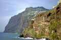 cliffs cabo girao madeira taken pestana bay. portuguese portugese european travel portugal sea camara lobos atlantic island madiera europe