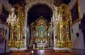funchal madeira inside church sao maria major portuguese portugese european travel saint santa portugal catholic religion christian religious worship madiera europe