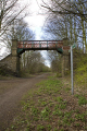 old railway bridge trans pennine tail worsborough barnsley south yorkshire environmental uk disused line trail regeneration england english angleterre inghilterra inglaterra great britain united kingdom british grande-bretagne grande bretagne grandebretagne großbritannien gran bretagna bretaña