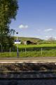 hope railway station derbyshire uk stations railways railroads transport transportation countryside ruralvillage platform track peak district england english angleterre inghilterra inglaterra united kingdom british