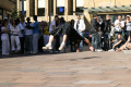 busking break dancing human activities people persons exercise performance glasgow central scotland scottish scotch scots escocia schottland great britain united kingdom british uk grande-bretagne grande bretagne grandebretagne großbritannien gran bretagna bretaña