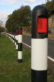 roadside bollards misc. aids reflectors united kingdom british