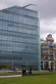 urbis arts centre manchester lancashire british architecture architectural buildings uk city new modern united kingdom