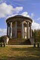 rotunda hunting lodge thewentworth castle estate stainborough barnsley south yorkshire historical uk buildings history british architecture architectural heritage parkland england english angleterre inghilterra inglaterra united kingdom