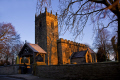 st peters church tankersley south yorkshire. uk churches worship religion christian british architecture architectural buildings village rural sheffield yorkshire england english angleterre inghilterra inglaterra united kingdom