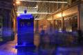 old police box buchanan street. cops uk emergency services glasgow central scotland scottish scotch scots escocia schottland united kingdom british
