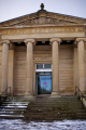 mappin art gallery sheffield south yorkshire uk galleries british architecture architectural buildings weston park entrance england english angleterre inghilterra inglaterra united kingdom