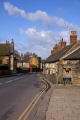 main street village wentworth south yorkshire rural britain countryside rustic pastoral environmental houses stone road england english angleterre inghilterra inglaterra united kingdom british