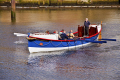 old preserved lifeboat whitby north yorkshire rnli coastguard rescue uk emergency services rowing bygone era england english angleterre inghilterra inglaterra united kingdom british