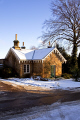 south lodge botanical gardens sheffield yorkshire uk parks environmental house building snow winter england english angleterre inghilterra inglaterra united kingdom british