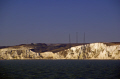 antennae south foreland cliffs near dover uk coastline coastal environmental ferry england kent white english sous la manche french horizon shipping nautical navigation north sea angleterre inghilterra inglaterra united kingdom british