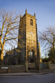 parish church penistone south yorkshire uk churches worship religion christian british architecture architectural buildings saint john medieval norman tower england english angleterre inghilterra inglaterra united kingdom