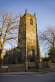 parish church penistone south yorkshire uk churches worship religion christian british architecture architectural buildings saint john medieval norman tower england english angleterre inghilterra inglaterra united kingdom