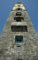 tower looking portmeirion british architecture architectural buildings clough williams-ellis williams ellis williamsellis architect north wales gwynedd welsh país gales united kingdom