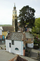 tower buildings portmeirion north wales historical uk history british architecture architectural battery store clough williams-ellis williams ellis williamsellis gwynedd welsh país gales united kingdom