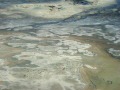 aerial view carribbean atlantic ocean bahamas bermuda cuba turks islands clouds sea abstract barbados barbadian