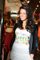 coronation street actress michelle keegan opening lispy store manchester actresses female thespian celebrities celebrity fame famous star arndale centre glamour red carpet event tina mcintyre corrie england english angleterre inghilterra inglaterra united kingdom british